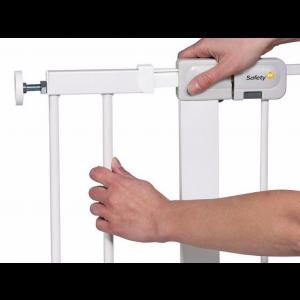 Safety 1st Easy Close Verlengdeel Metaal Wit - 14cm