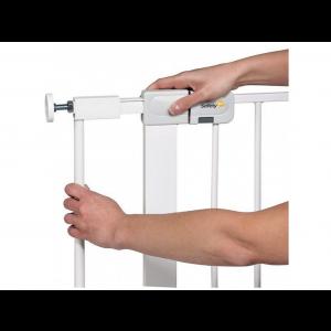 Safety 1st Easy Close Verlengdeel Metaal Wit - 7cm