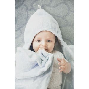 Snoozebaby Trendy Wrapping - Cloudy Blue