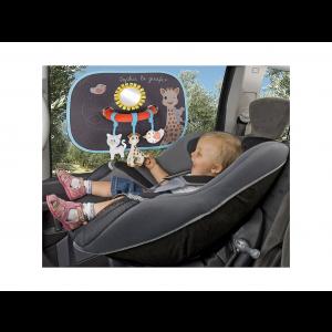 Sophie de Giraf Auto Zonnescherm Activiteitenboog - 2 Stuks