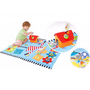 Yookidoo Discovery Playmat Speelkleed
