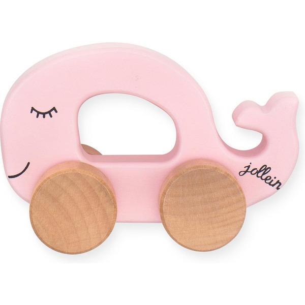 Jollein Speelgoed auto Sea animals - Pink