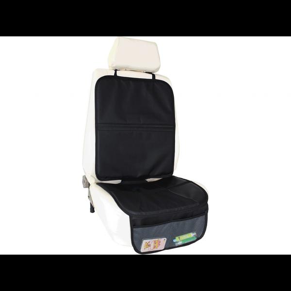 BabyDan Autostoel Beschermer Anti Slip - Zwart