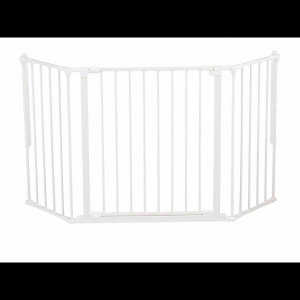 BabyDan Traphek Flex M 90-146cm - Wit