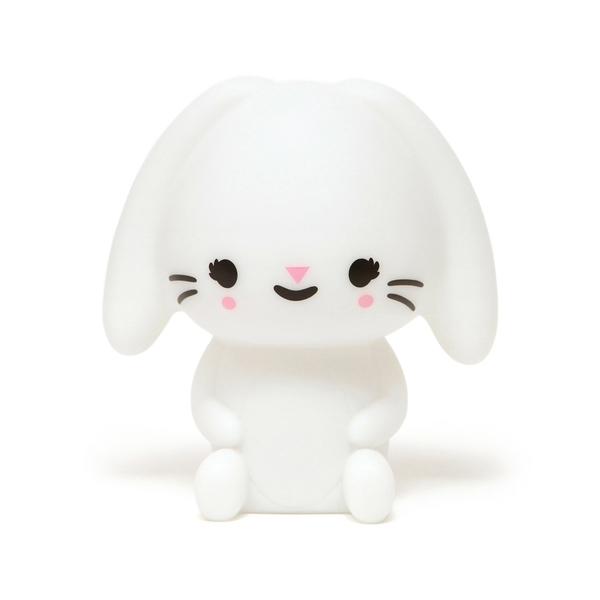 Petit Monkey nachtlamp konijn wit