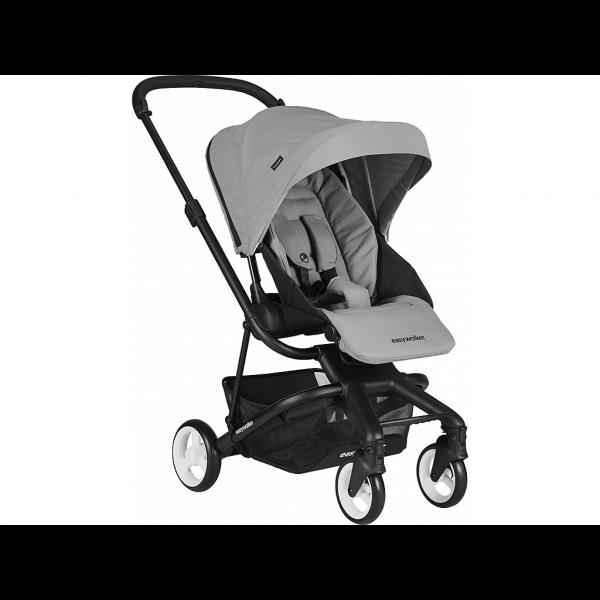 Easywalker Charley Kinderwagen - Cloud Grey