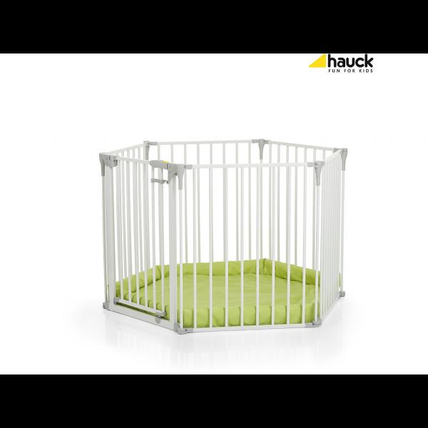 Hauck Baby Park Veiligheidshek - Wit