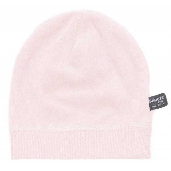 Snoozebaby Hat - Pink Velours