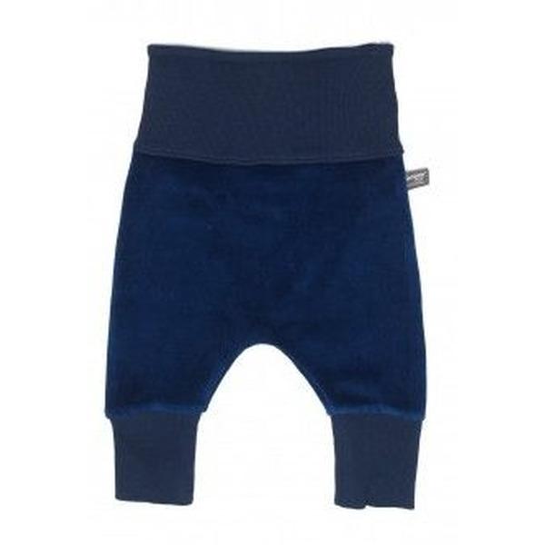 Snoozebaby Baggy Pants Indigo Velours - 68