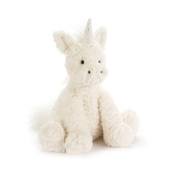 Jellycat knuffel Fuddlewuddle eenhoorn medium