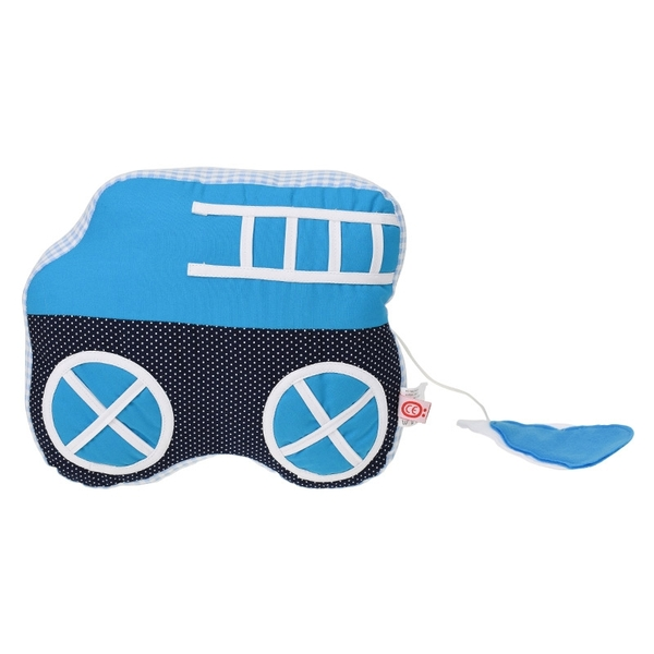 Esthex muziekdoosje auto blauw