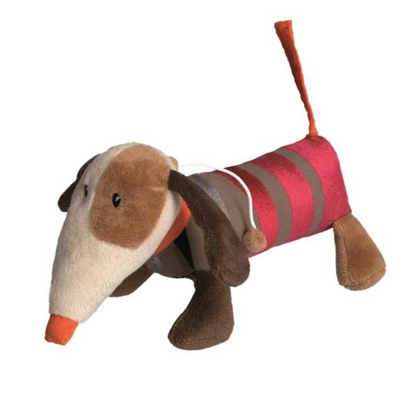 Egmont Toys muziekknuffel hond Alex