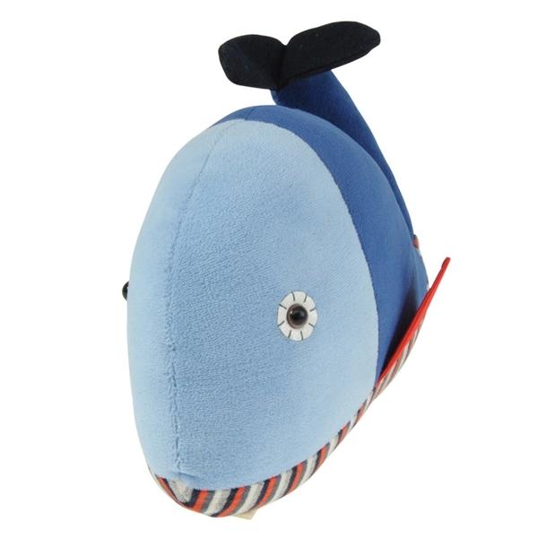 Esthex muziekknuffel walvis Walter