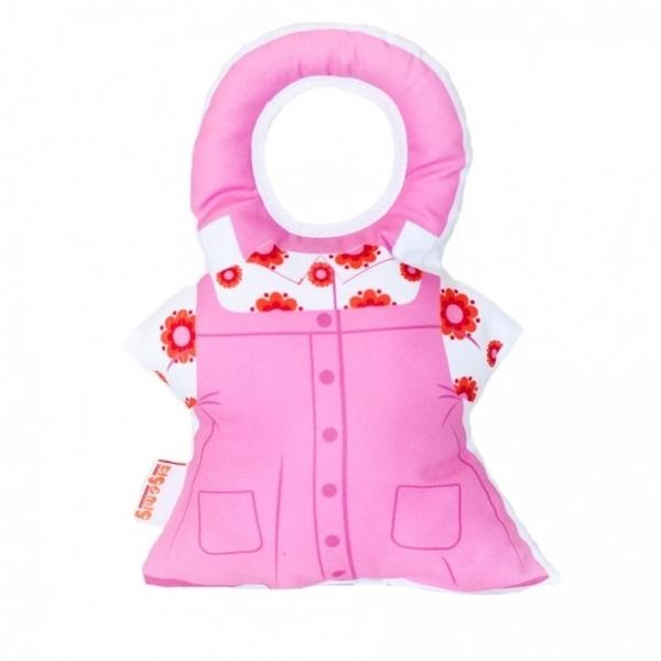 Dig and Mig rammelaar roze jurkje