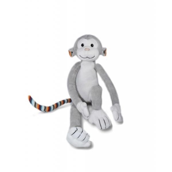ZAZU muziekknuffel en nachtlampje aapje Max