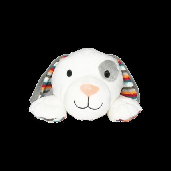 Zazu muziekknuffel Dex de hond met hartslaggeluid